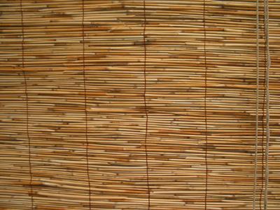 Tropitek Trading Ltd Bamboo Roll Up Blinds